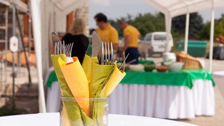 Richtfest - Catering-Service