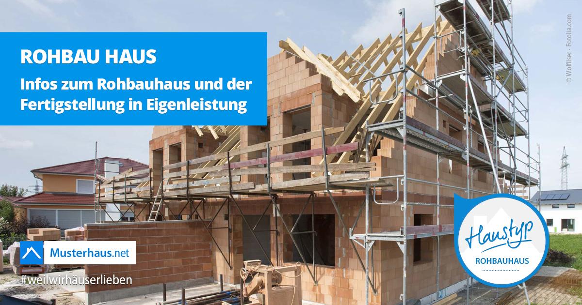 Gut bekannt Rohbau bauen – Rohbauhäuser und Baufirmen finden YD18