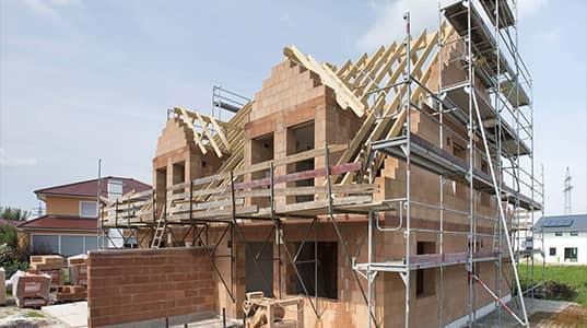 Berühmt Rohbau bauen – Rohbauhäuser und Baufirmen finden IZ58