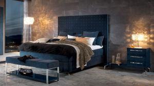 Individuelle Wandgestaltung im Schlafzimmer