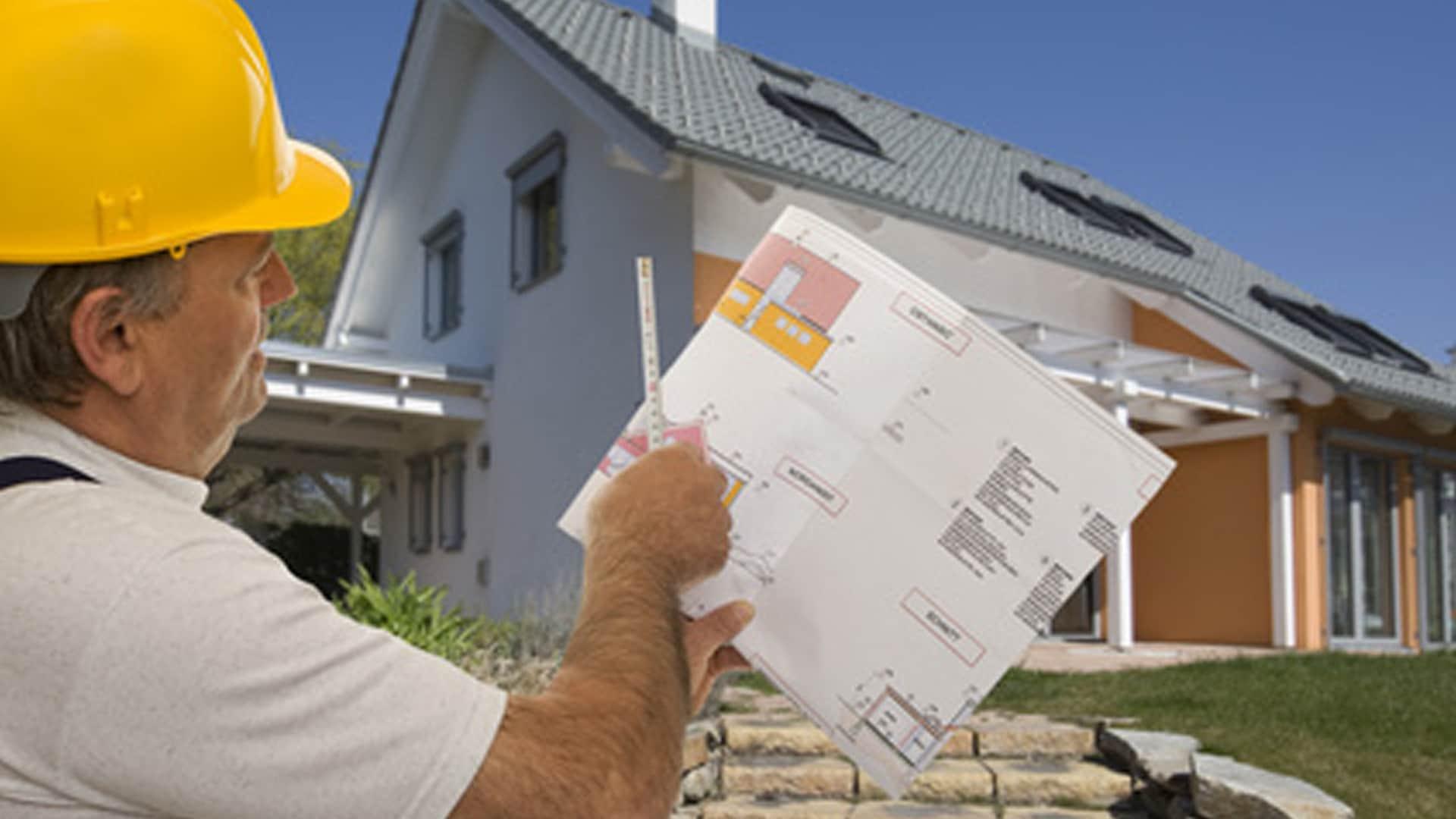 Der Moment der Wahrheit - die Bauabnahme Ihres Eigenheims.