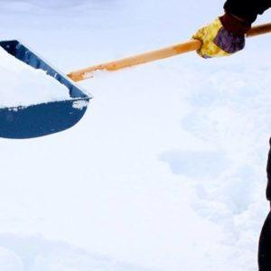 Alle Jahre wieder: Zwist um's Schneeräumen