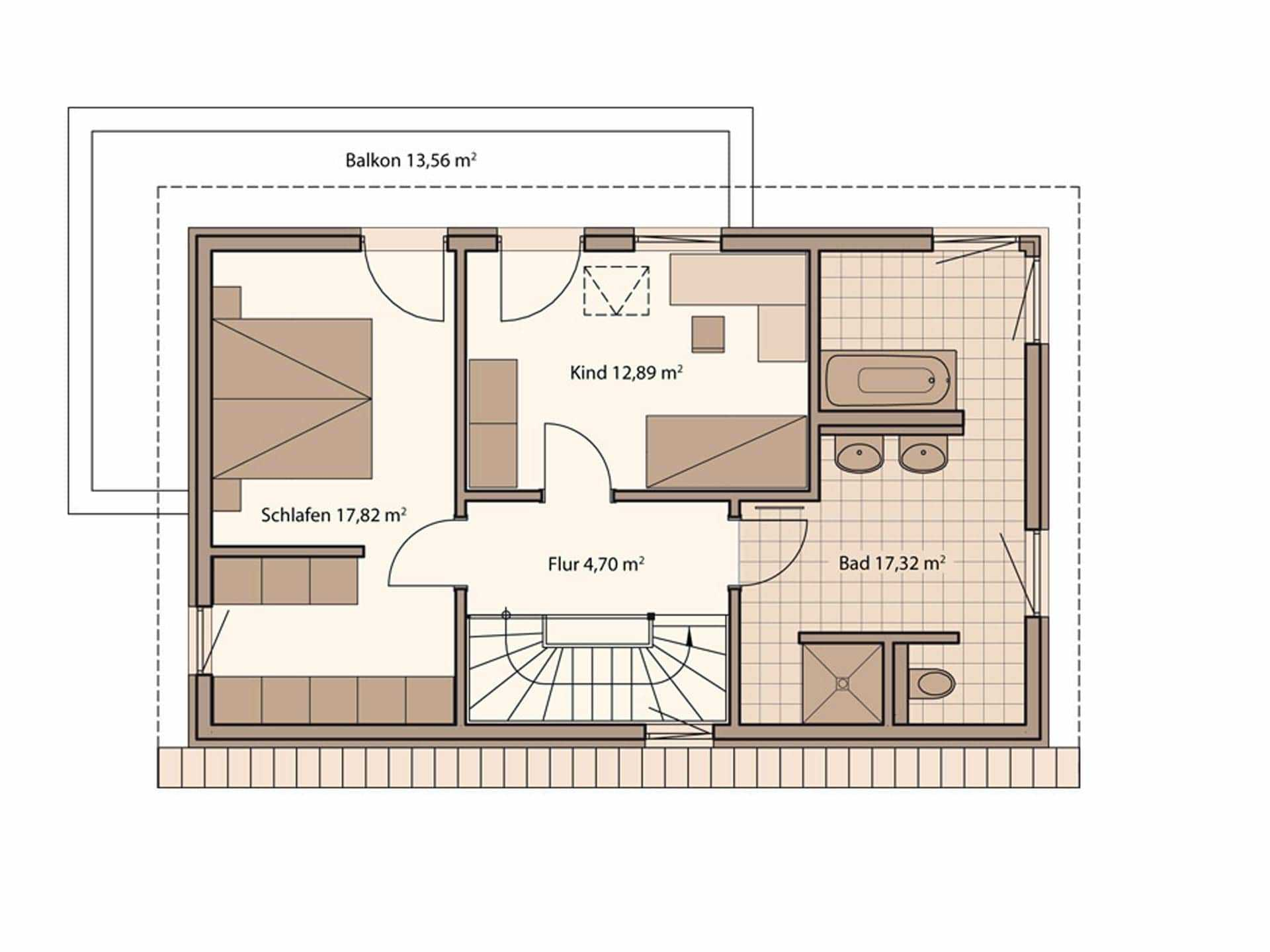 Pultdachhaus bauen informationen und erfahrungen for Pultdachhaus grundriss