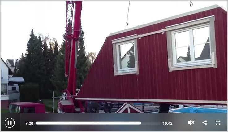 Ein Schwedenhaus bauen mit Rörvikshus