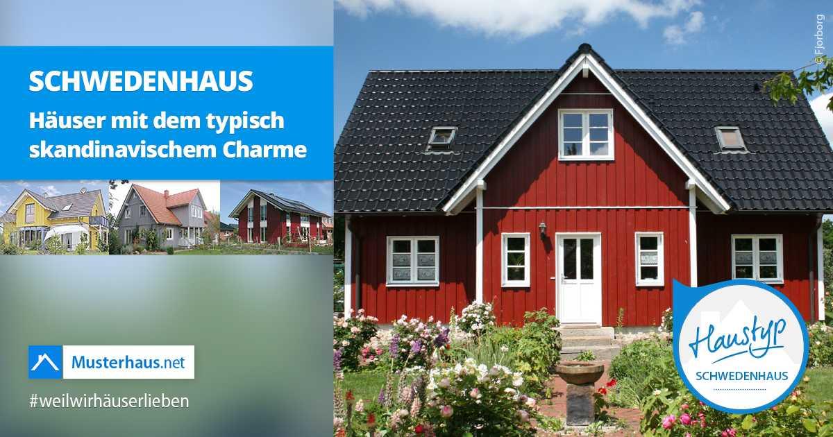 Bekannt Schwedenhaus bauen! Infos zu Preisen, Häusern und Anbietern RY33