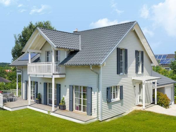 Haustyp Schwedenhaus