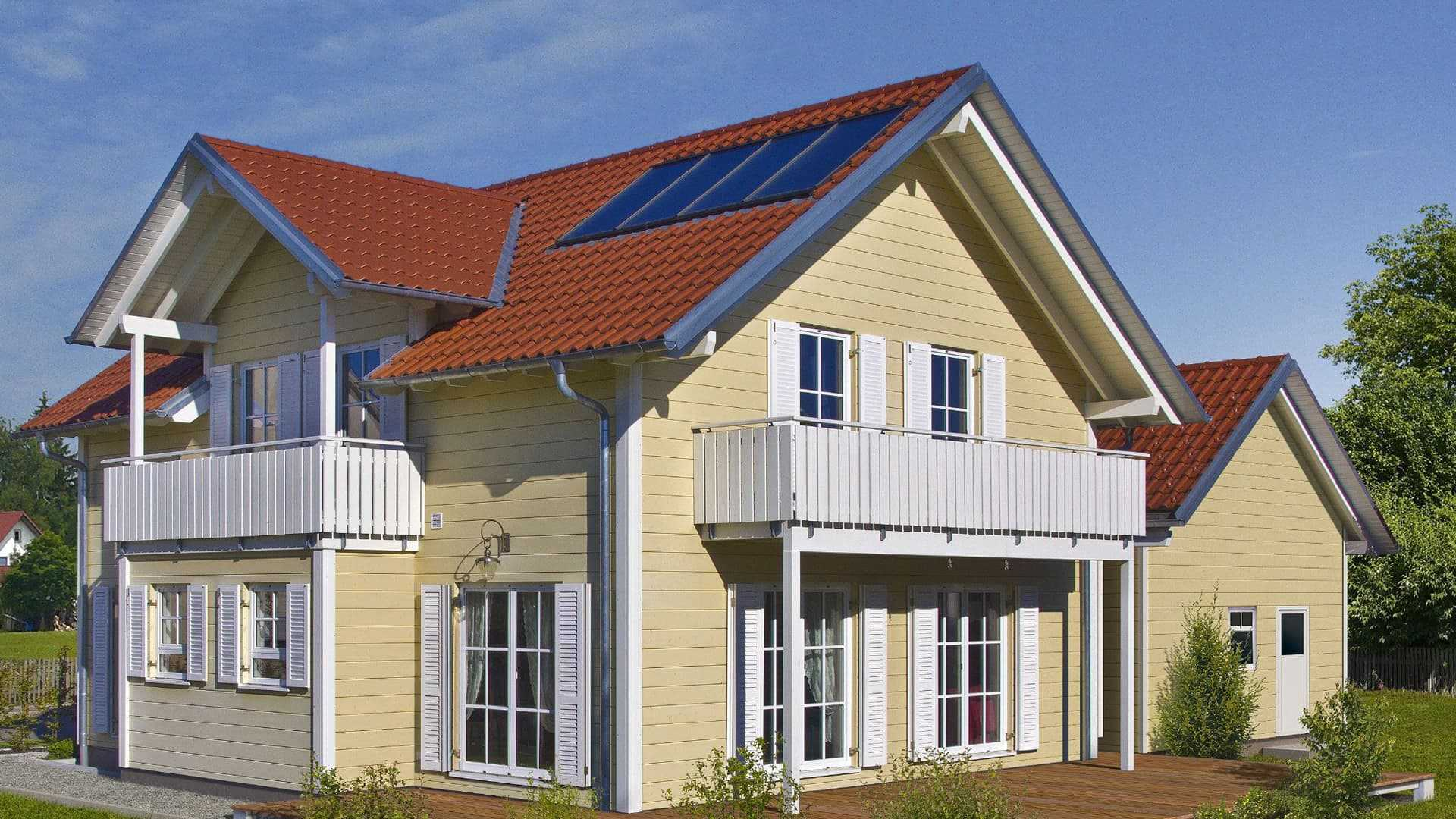 Hervorragend Schwedenhaus bauen! Infos zu Preisen, Häusern und Anbietern HX66