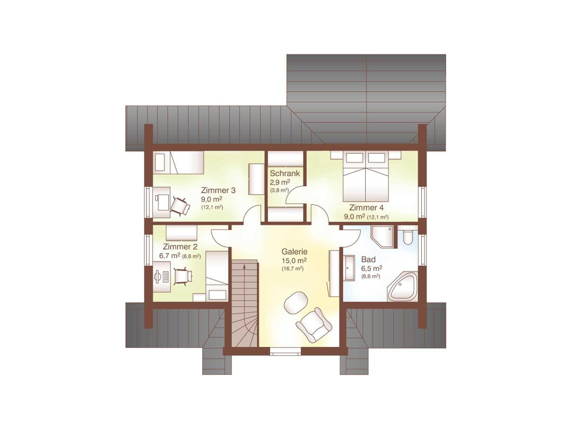 Schwedenhaus grundriss  Schwedenhaus bauen - Anbieter ✓ Infos ✓ Preise ✓