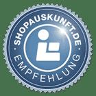 Shopauskunft.de - Qualitätssiegel