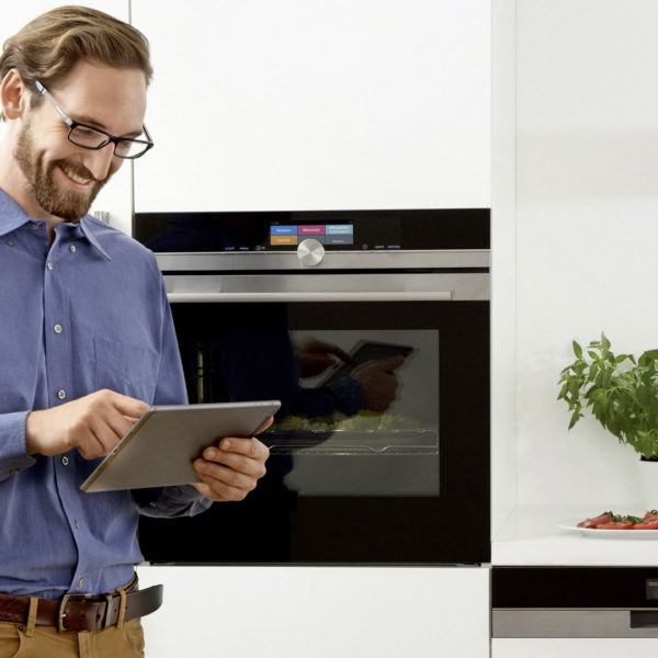 Smart Kitchen Steuerung