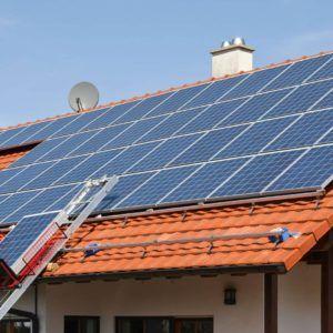 Photovoltaik-Dächer: Brandschutz beachten
