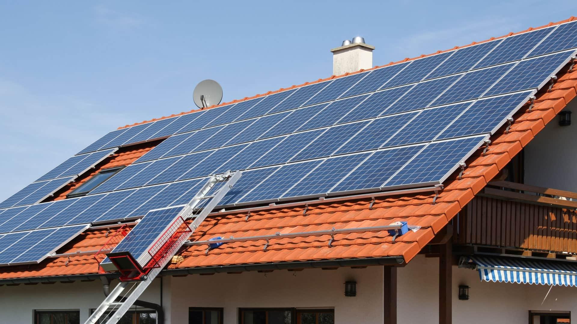 Sicherheit geht vor - auch bei Photovoltaik