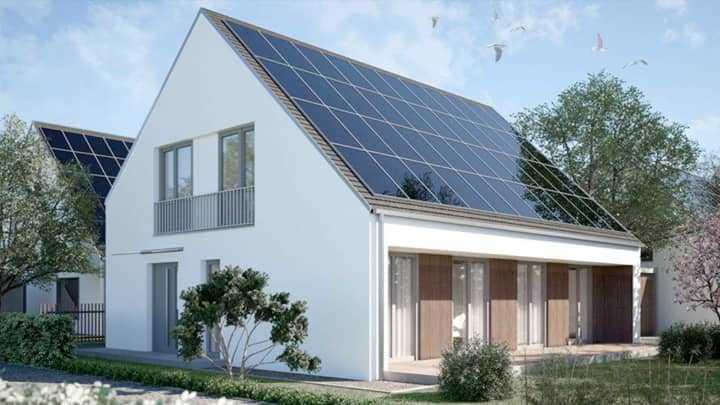 Das Plusenergiehaus