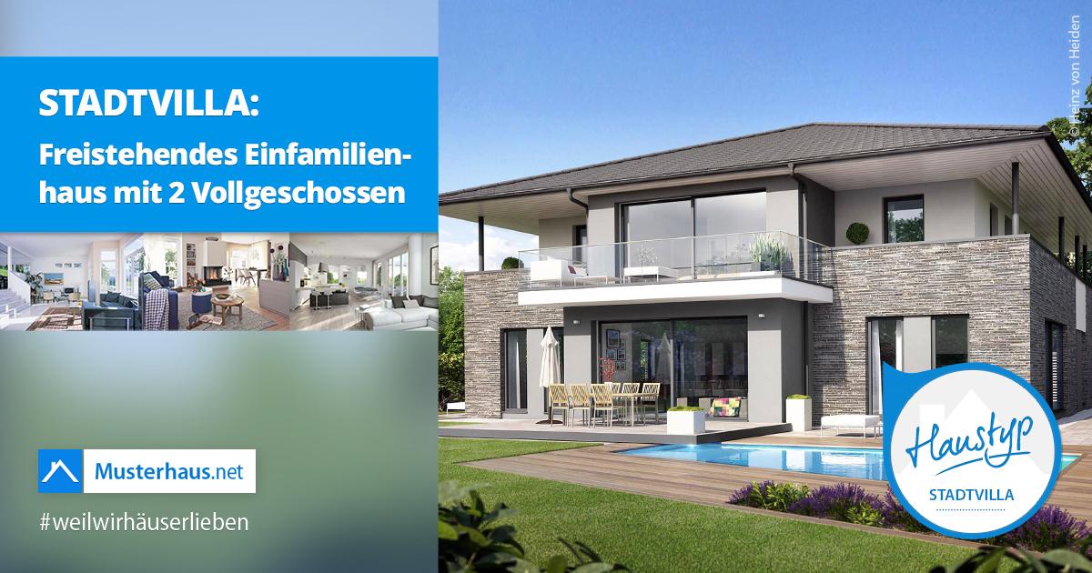 stadtvilla bauen vergleiche h user und preise auf. Black Bedroom Furniture Sets. Home Design Ideas
