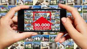Town & Country 30.000 gebaute Häuser