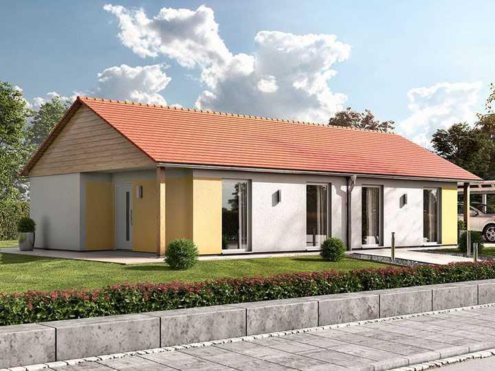 Die Glückswelthäuser können auch als barrierearmes Ferienhaus weitergenutzt werden.