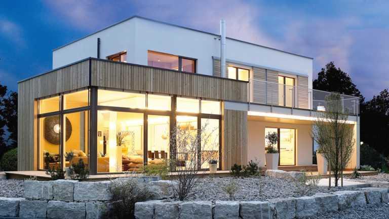 Traumhaus bauen anbieter preise grundrisse im berblick for Traumhaus bauen