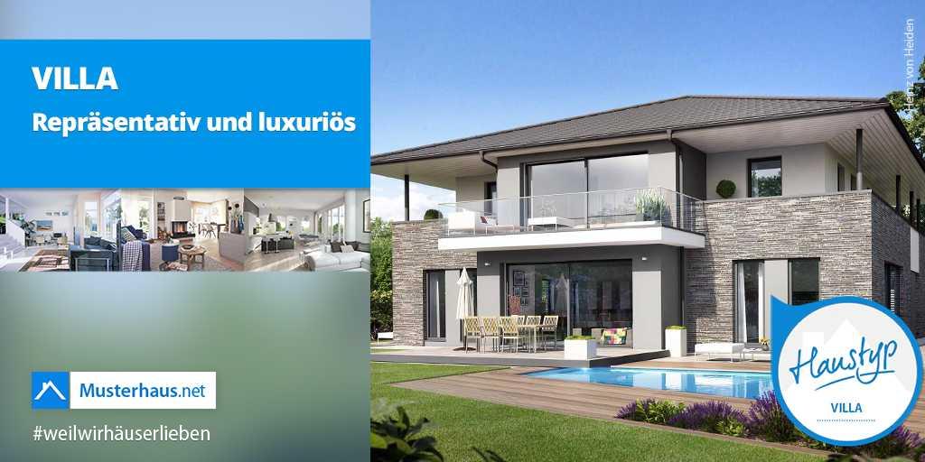 Eine Villa bauen – Top-Anbieter und Preise vergleichen