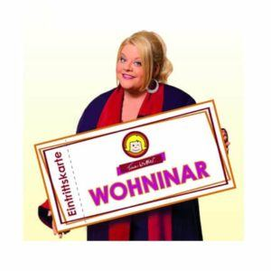 Wohninar mit Tine Wittler – am 12.11.2016