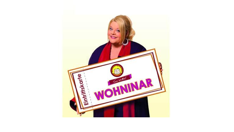 """Tine Wittler's """"Wohninar"""""""