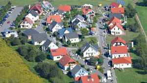 Unger Park Dresden Luftaufnahme