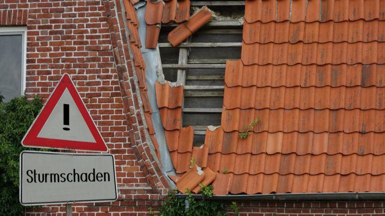 Unwetter-Schutz Sturmschaden