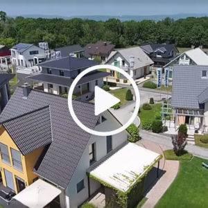 Rundgang durch die Hausausstellung Eigenheim & Garten in Bad Vilbel