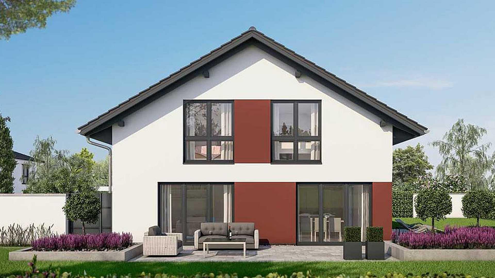 Neues WOHNIDEE Musterhaus von Viebrockhaus