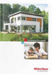 Hauskatalog von Weber Haus