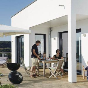 Bauherrenreportage: Wohnen im WeberHaus