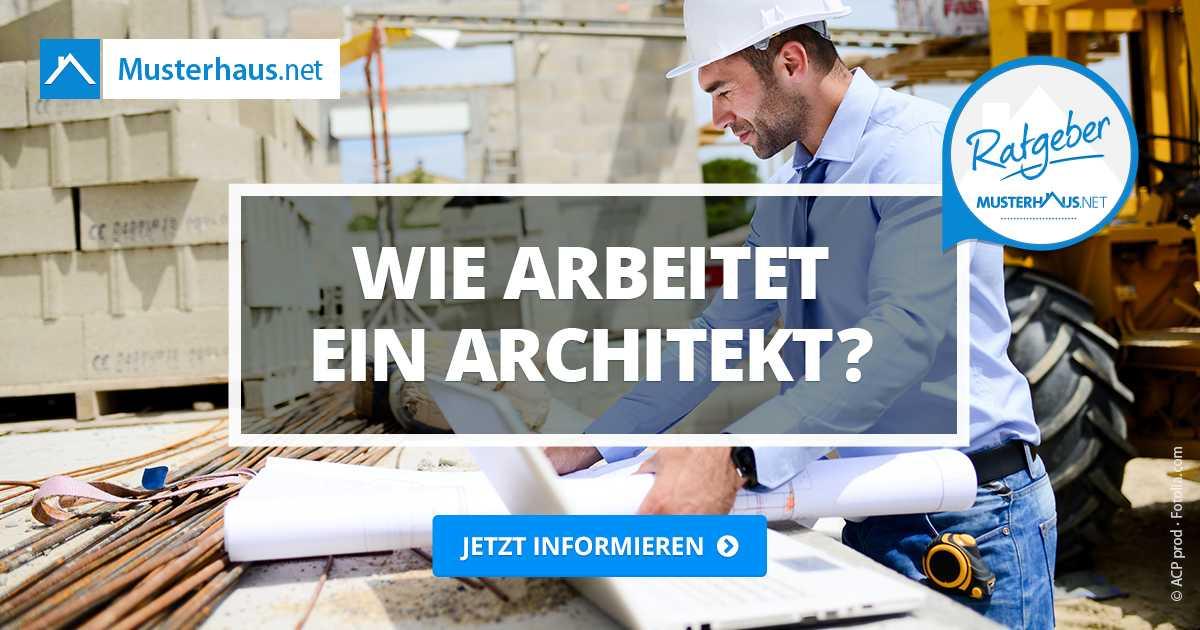 Wie arbeitet ein Architekt? Hausbau-Ratgeber