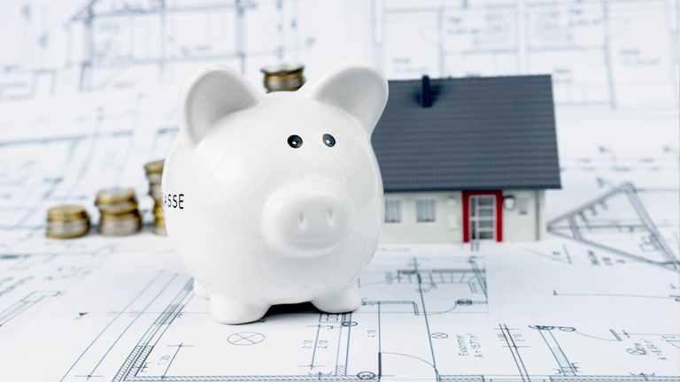 Wie spare ich für ein Haus?