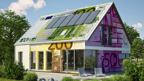 Bausparvertrag: Sparen fürs Haus