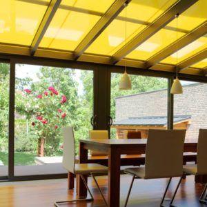 Wintergarten: Wer im Glashaus sitzt…