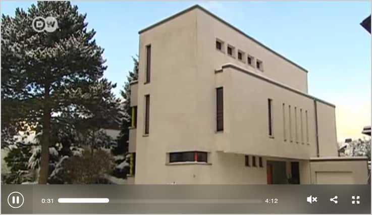 Wohnen im Bauhaus