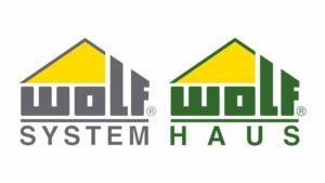 Wolf System Haus Logo