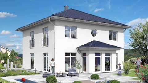 Stadtvilla bauen: Vergleiche Häuser und Preise auf Musterhaus.net