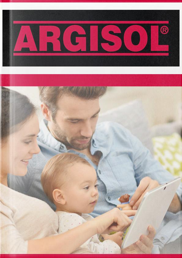 ARGISOL-Bausysteme Firmenkatalog