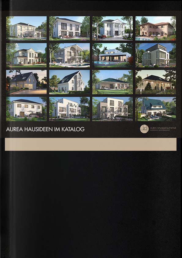 Katalog AUREA Massivhaus