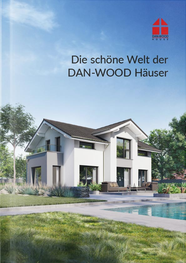 DAN-WOOD House Katalogtitel