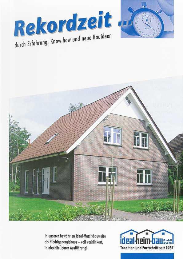 Ideal-Heim-Bau Katalogtitel