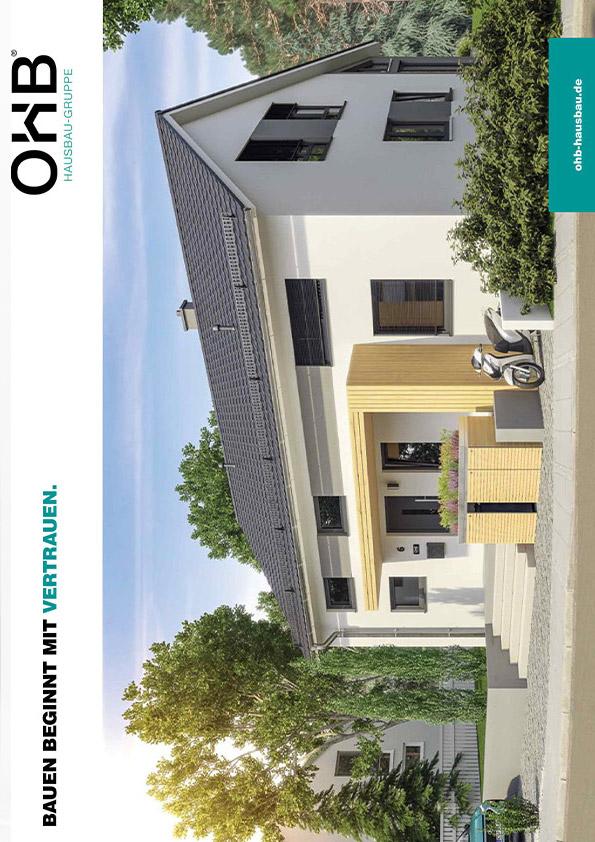 OHB Hausbau Gruppe Katalog