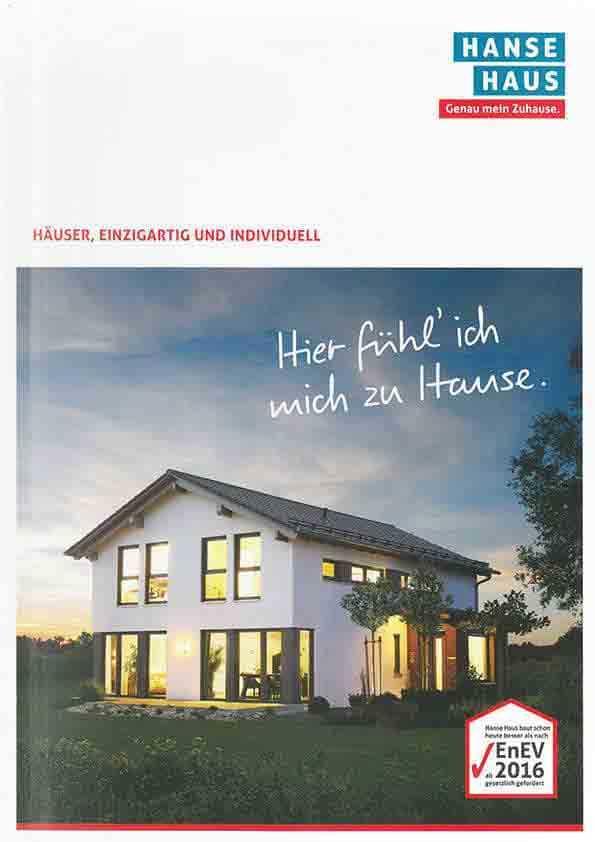 Hauskatalog von Hanse-Haus