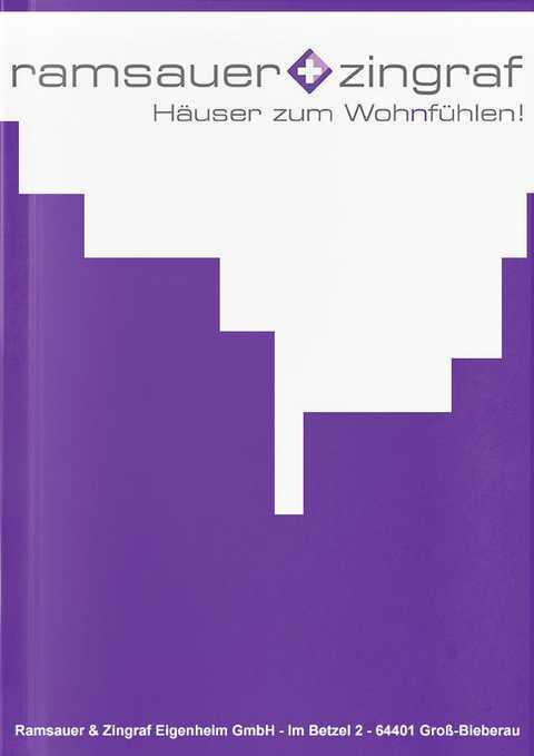 Ramsauer & Zingraf Eigenheim Katalog