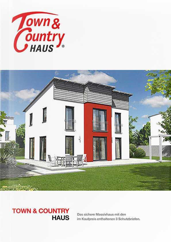 Katalog Krüger Massivhaus GmbH & Co. KG - Town & Country Lizenzpartner