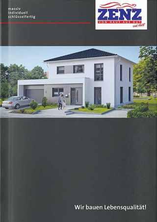 Zenz-Massivhaus Gmbh Katalog