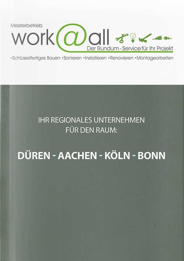 Katalog work@all - Service für Ihr Projekt