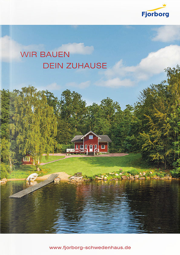 Fjorborg Häuser Katalog