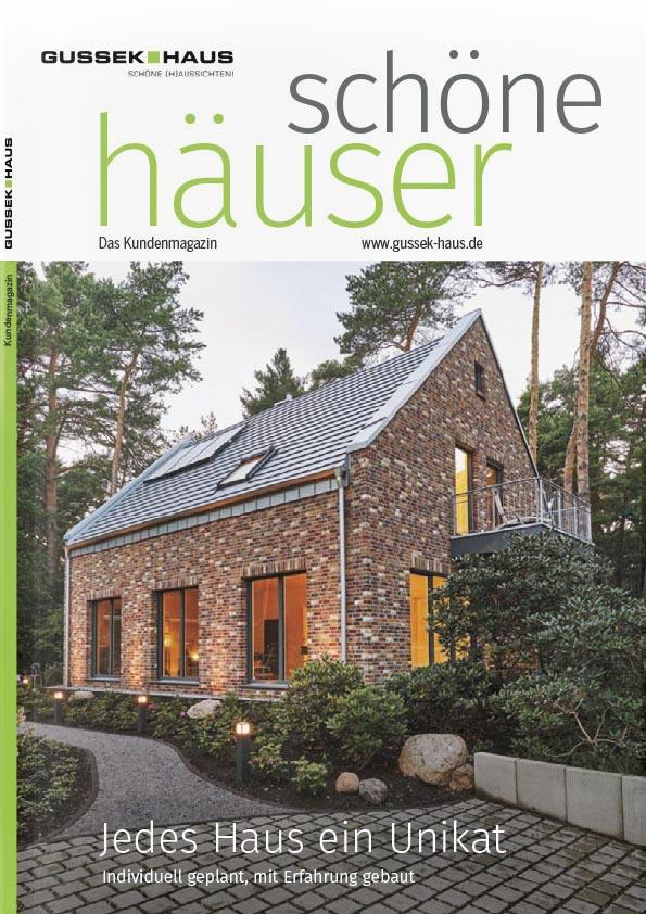 GUSSEK Haus Magazin 2021