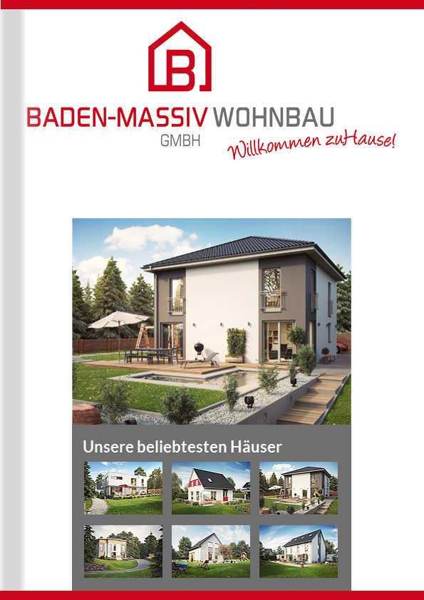 Katalog Baden Massiv Wohnbau